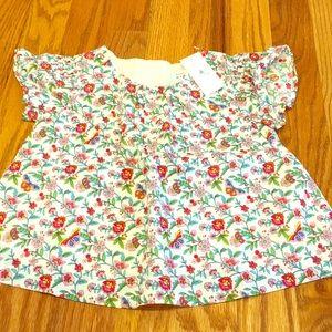 Babygap girl blouse size 3